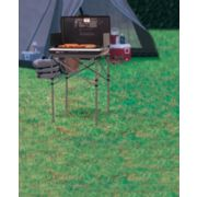 Folding camp stand image number 2