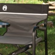 Aluminum Deck Chair with Swivel Table image 3