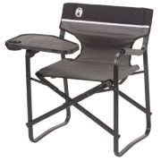 Aluminum Deck Chair with Swivel Table image 1