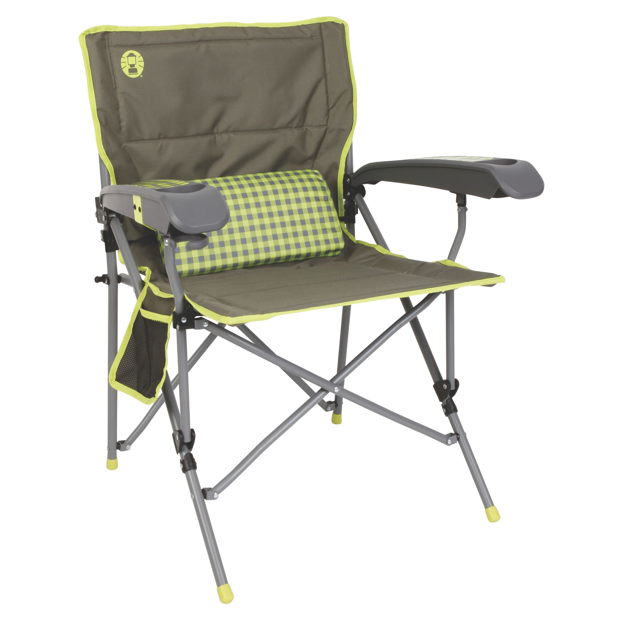 Coleman camp chairs -
