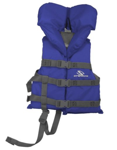 Child Nylon Vest- Blue