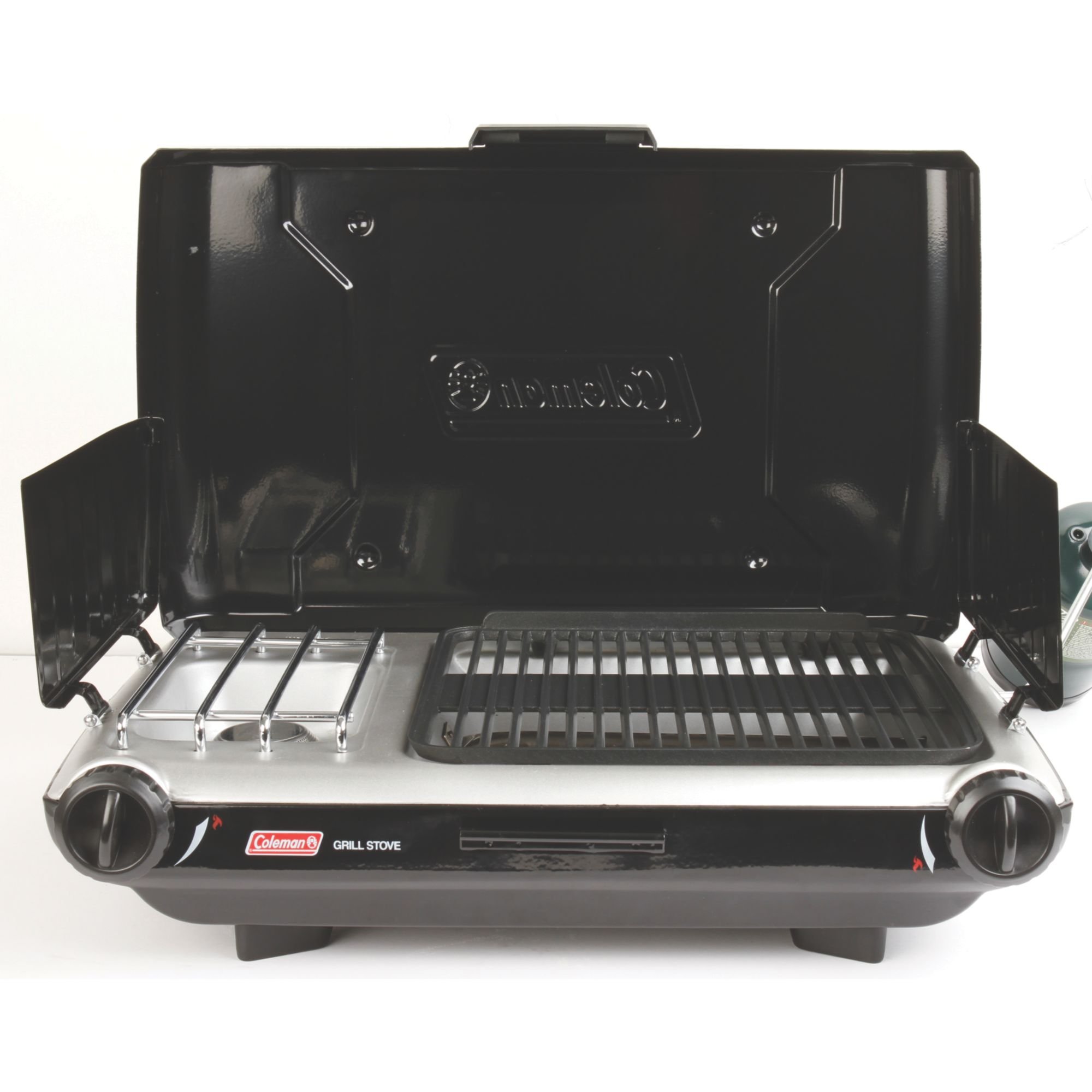 Coleman grill hookup to rv