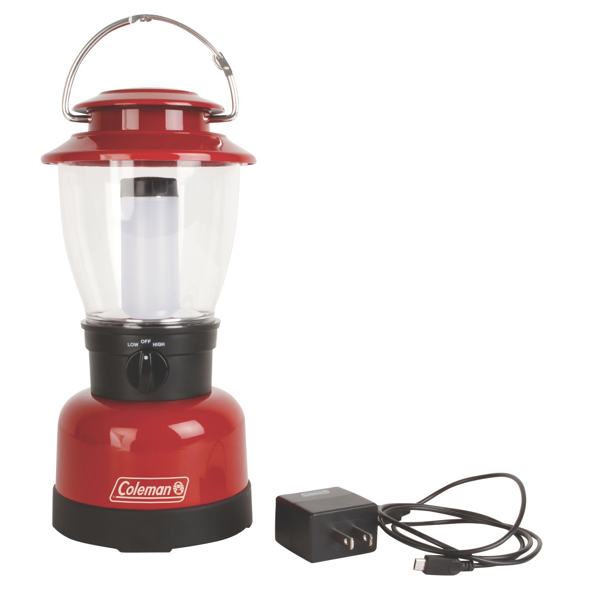 Classic Rechargeable 400L LED Lantern | Coleman