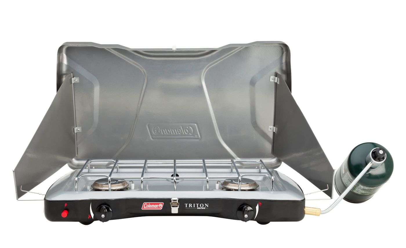 Triton Series InstaStart 2Burner Stove Two bur