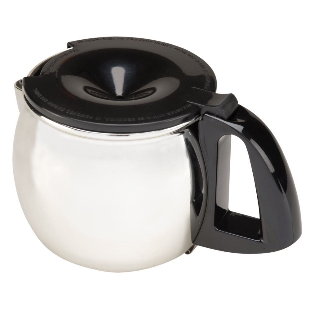 QuikPot™ Stainless Steel Carafe
