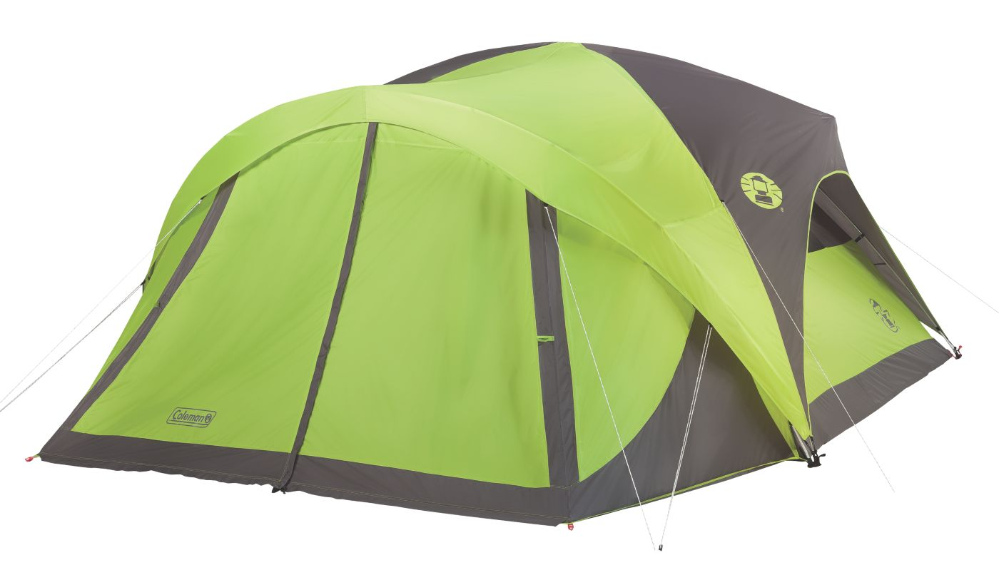 Evanston 8 Person Full Fly Tent with Vestibule  sc 1 st  Coleman & 8 Person Tent | Family Tent | Coleman