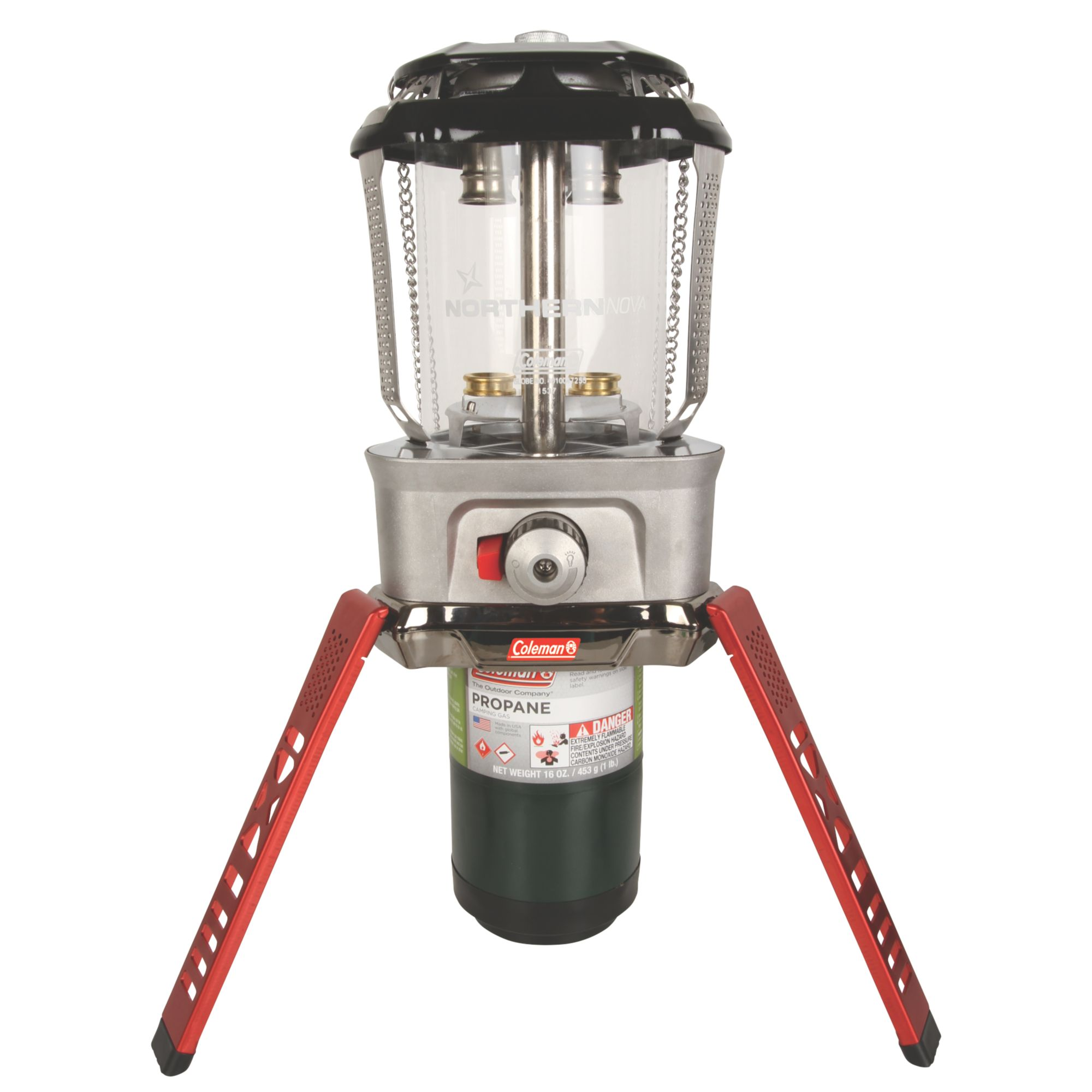 Northern Nova™ Propane Lantern with Case | Coleman