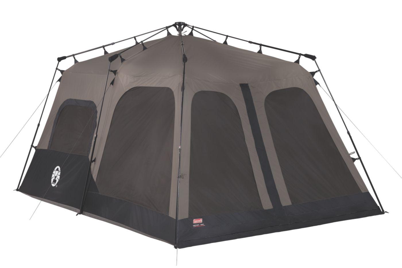 8-Person Instant Tent  sc 1 st  Coleman & Instant Pop Up Tents | Coleman