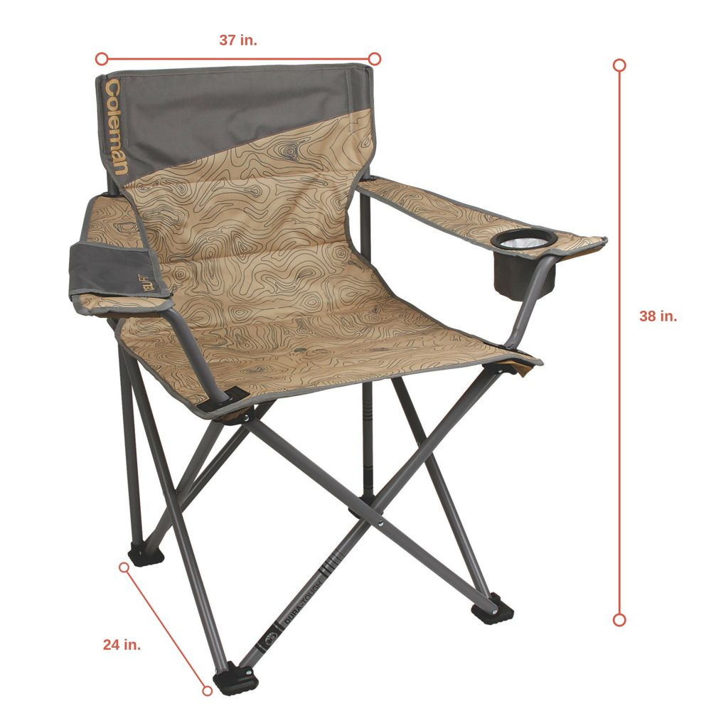 Strange Big N Tall Quad Chair Coleman Ocoug Best Dining Table And Chair Ideas Images Ocougorg