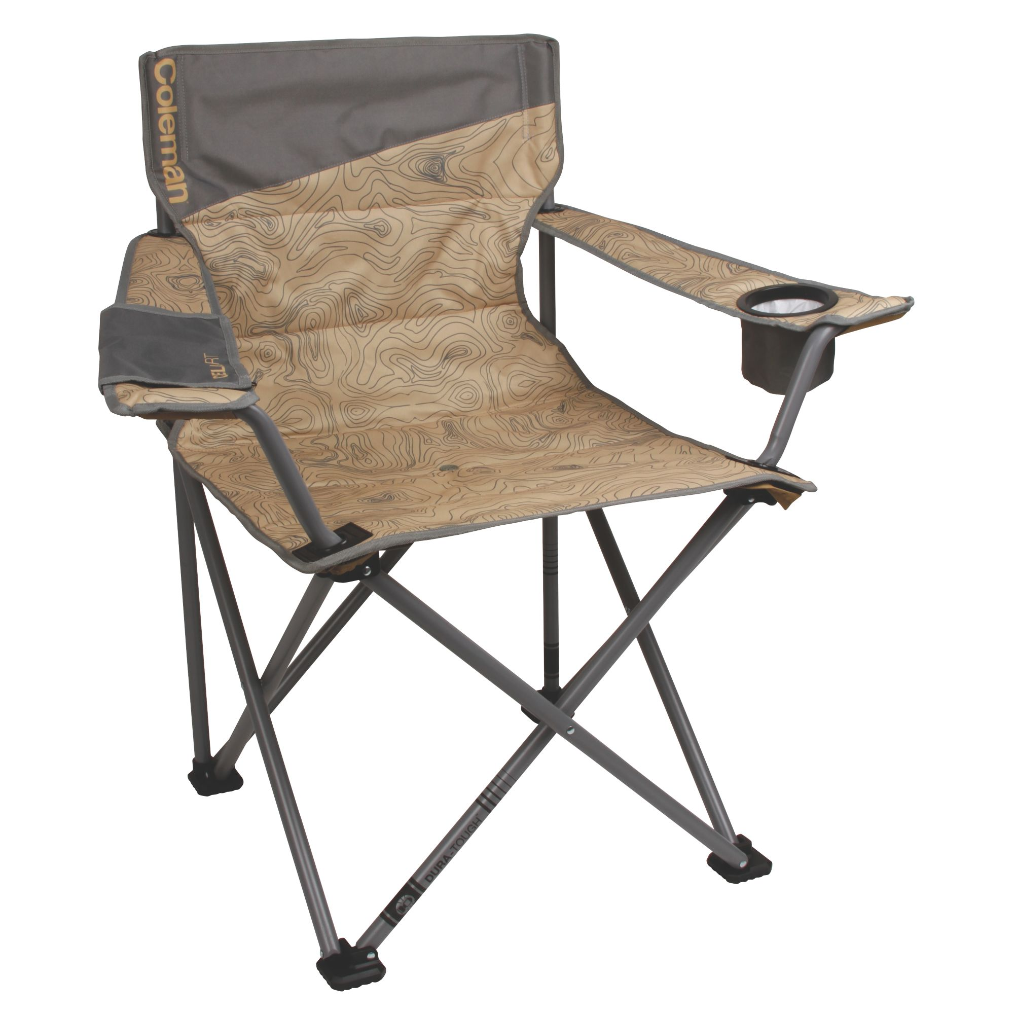 Coleman camp chairs - Big N Tall Quad Chair