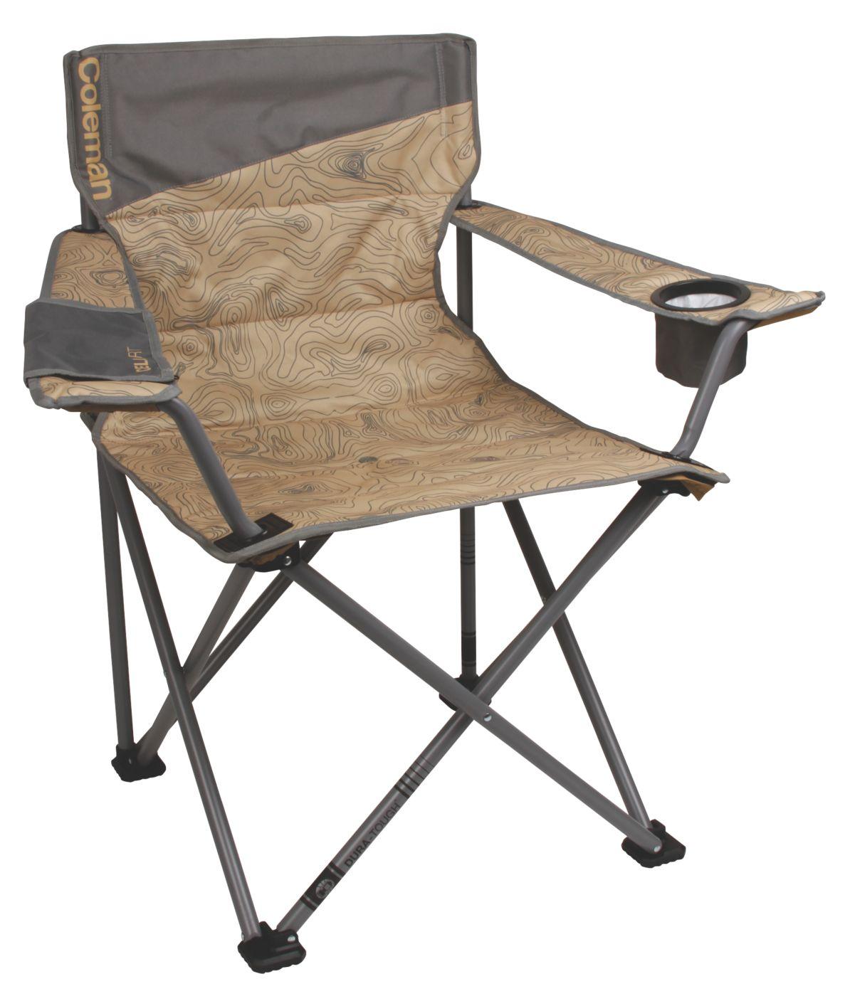 Big-N-Tall™ Quad Chair  sc 1 st  Coleman & Camping u0026 Folding Chairs | Coleman