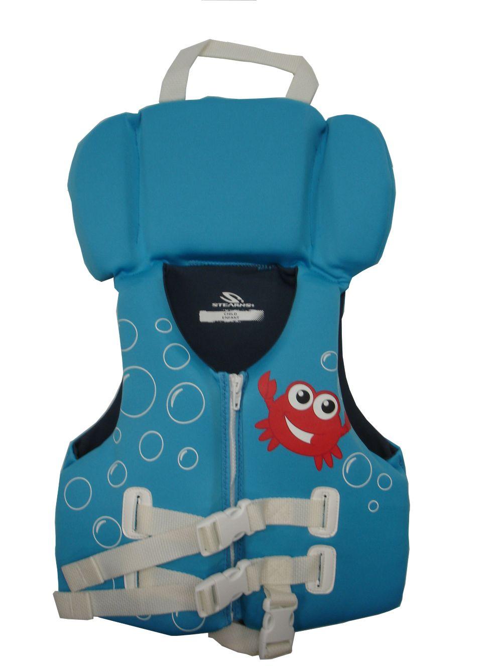 Child  Hydroprene Vest- Blue