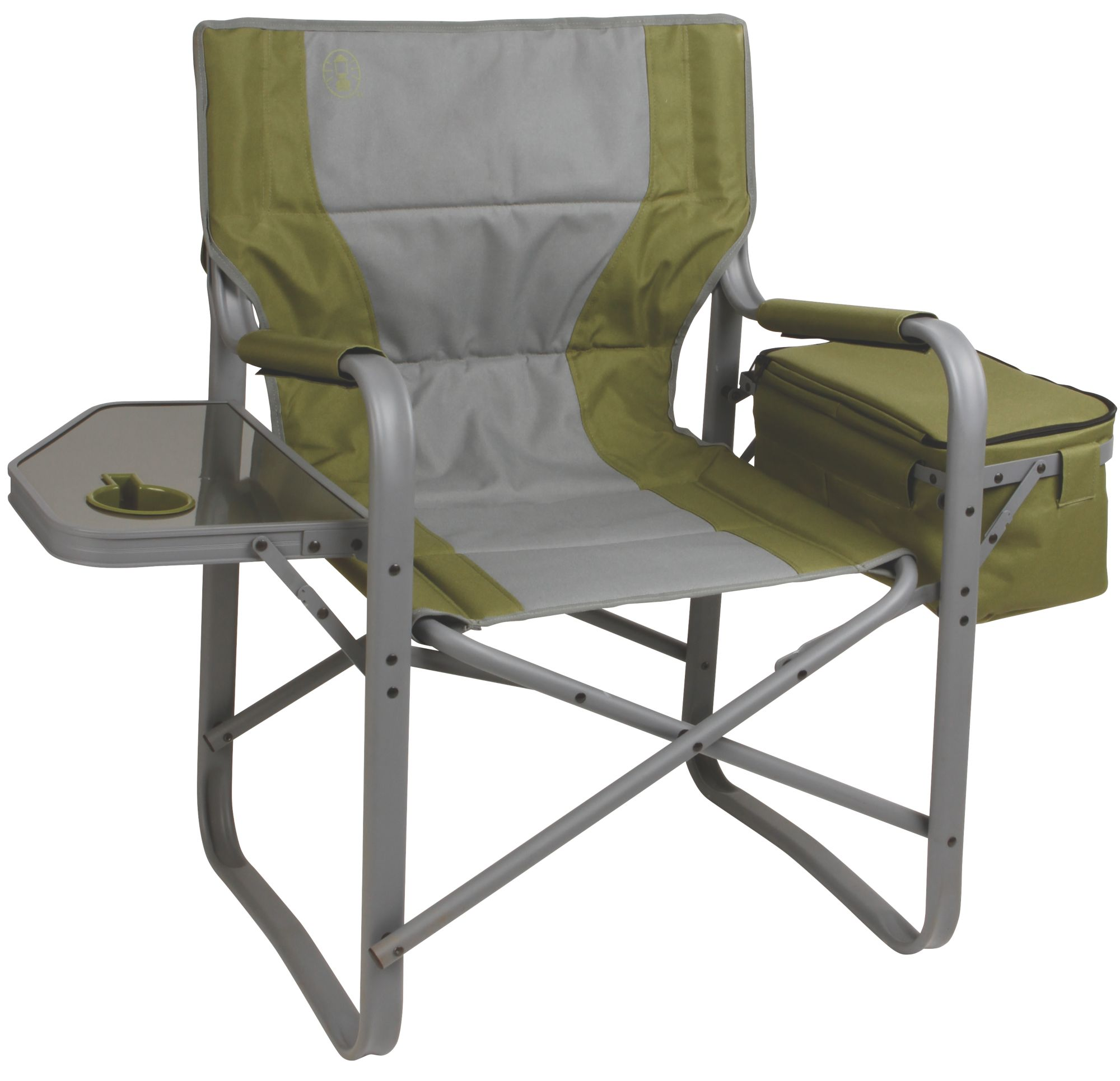 Camp Chair Chair with Cooler