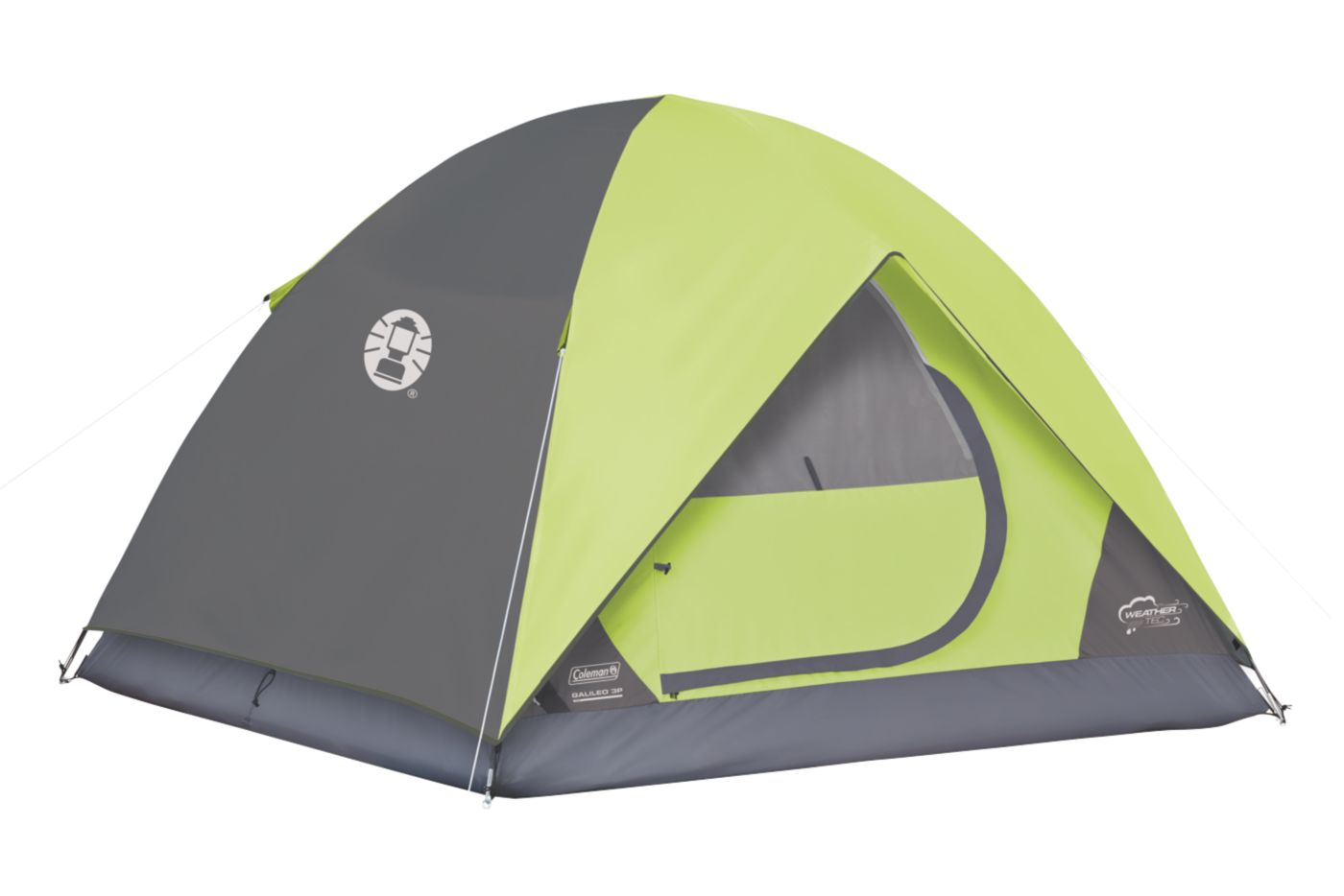 Galileo™ 3 Person Dome Tent  sc 1 st  Coleman & 3 Person Tent | Dome Tent | Coleman