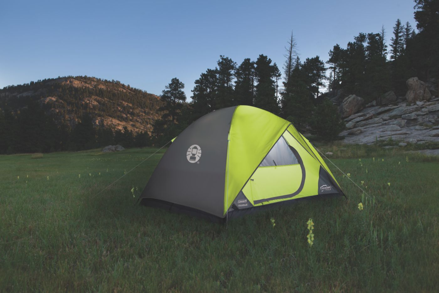 ... Galileo™ 3 Person Dome Tent  sc 1 st  Coleman & 3 Person Tent | Dome Tent | Coleman