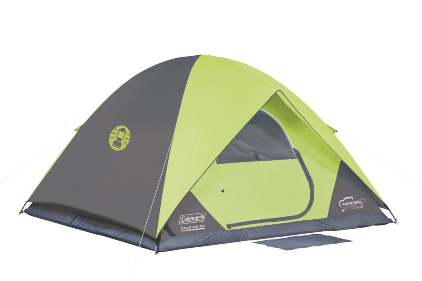 Galileo™ 6 Person Dome Tent  sc 1 st  Coleman & 6 Person Tent | Dome Tent | Coleman
