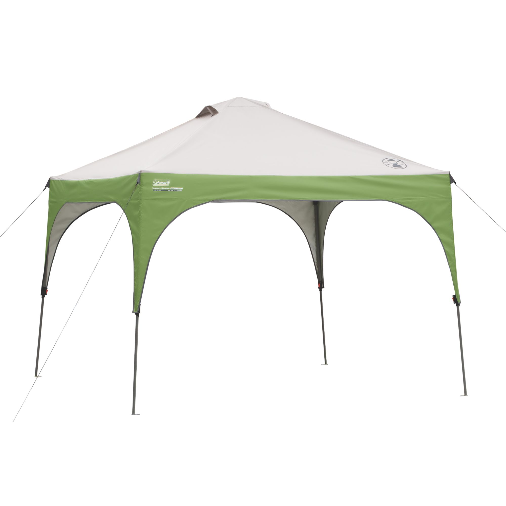 10 x 10 instant sun shelter coleman