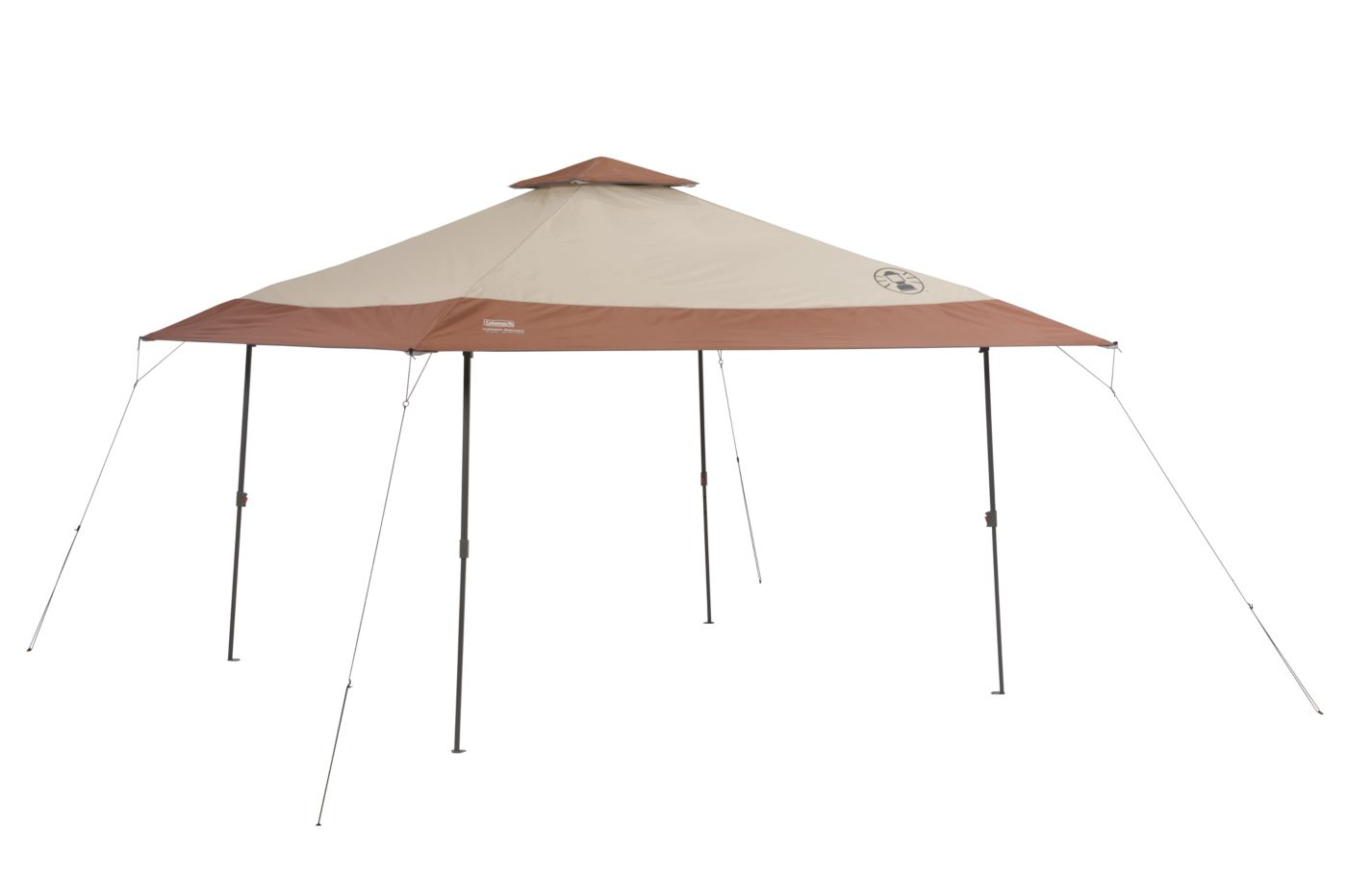 13 x 13 Instant Eaved Shelter  sc 1 st  Coleman : pop up canopy replacement cover - memphite.com