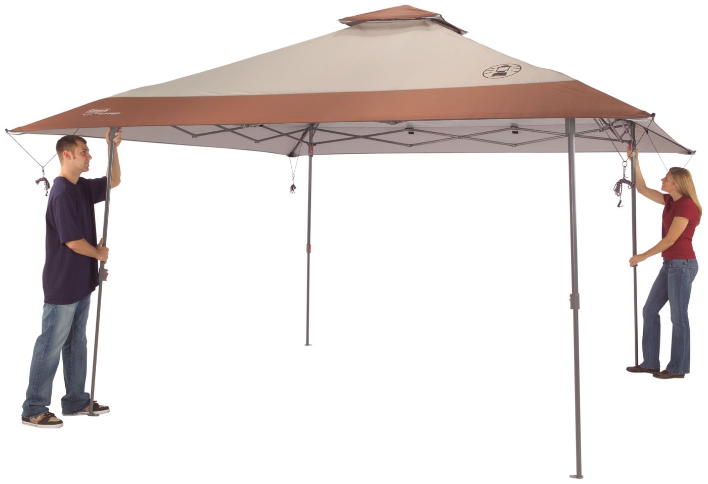 ... 13 x 13 Instant Eaved Shelter  sc 1 st  Coleman & Instant Shade | Instant Canopy | Coleman