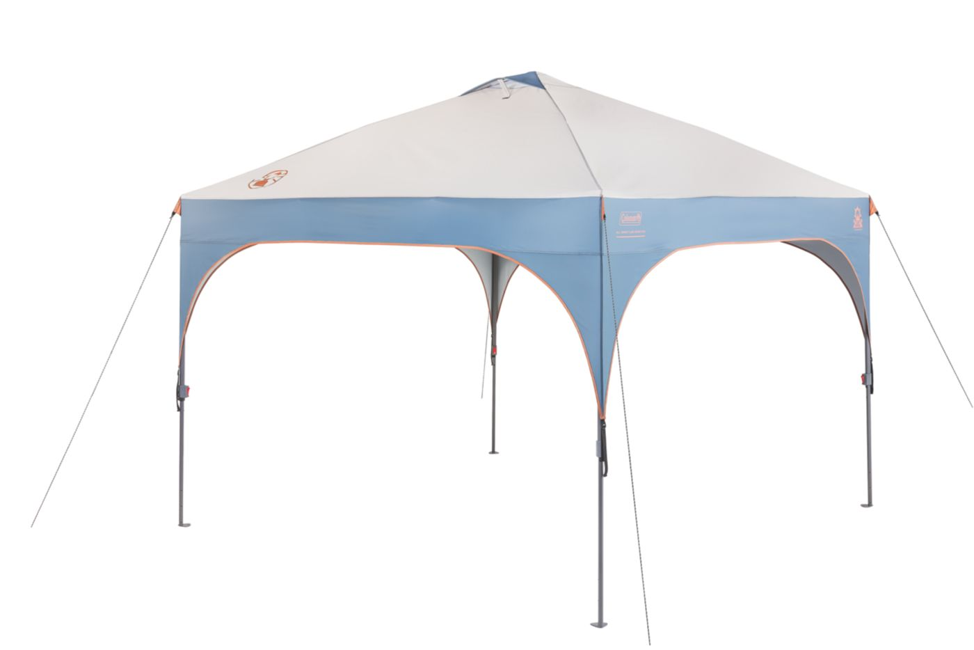 All Night™ 10 x 10 Instant Lighted Shelter  sc 1 st  Coleman : coleman 10 x 10 lighted canopy - memphite.com
