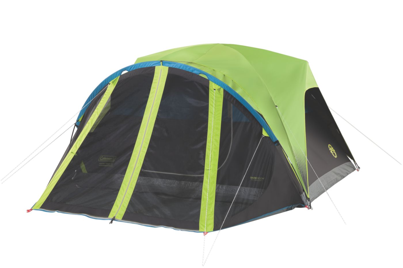 Carlsbad™ 4-Person Dark Room Tent with Screen Room  sc 1 st  Coleman : coleman 3 season tent - memphite.com
