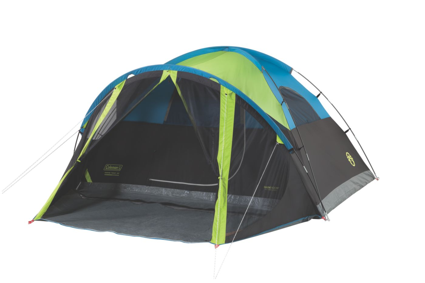 ... Carlsbad™ 4-Person Dark Room Tent with Screen ...  sc 1 st  Coleman : 4 person dome tent with porch - memphite.com