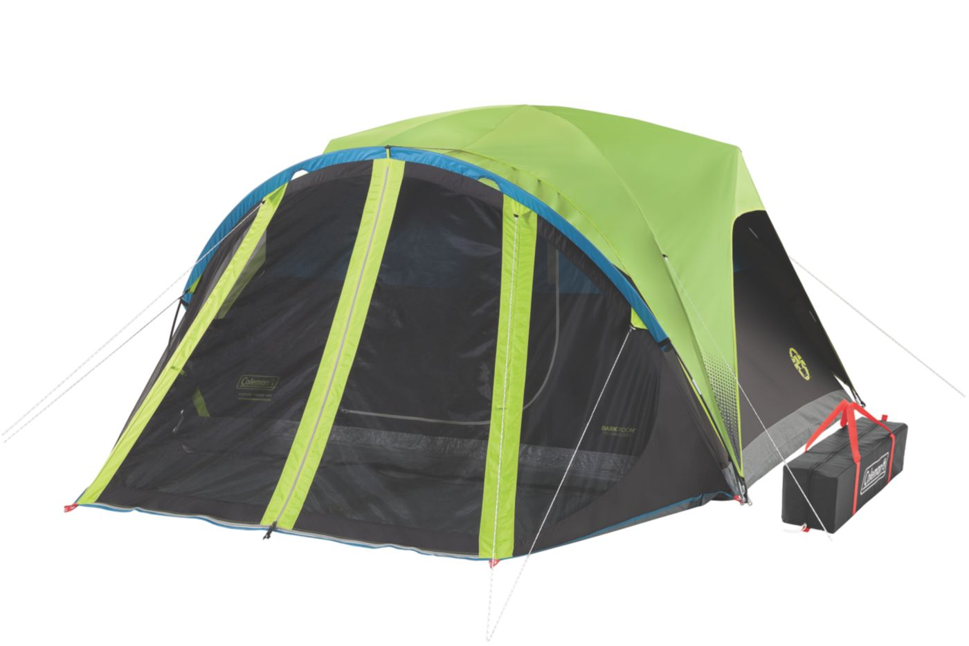 ... Carlsbad™ 4-Person Dark Room Tent with Screen Room  sc 1 st  Coleman & Tents for Camping | 4 Person Dome Tent | Coleman