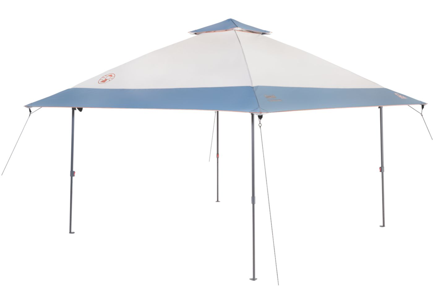 ... All Night™ 13 x 13 Instant Lighted Eaved Shelter image 1 ...  sc 1 st  Coleman & All Night™ 13 x 13 Instant Lighted Eaved Shelter | Coleman