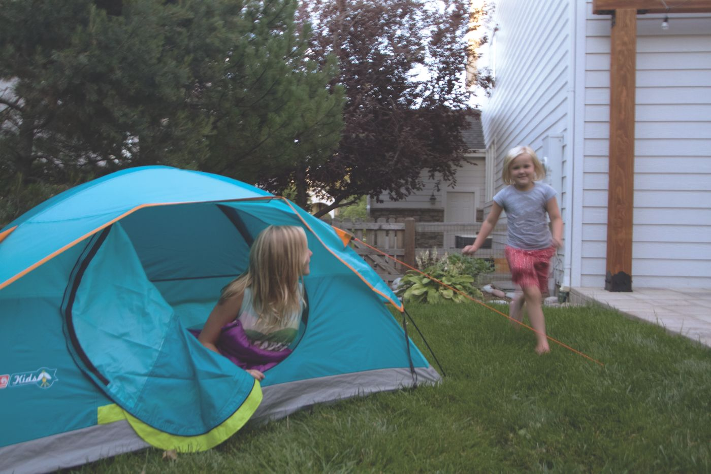 ... Coleman® Kids Wonder Lake™ 2-Person Dome Tent  sc 1 st  Coleman & Coleman® Kids Wonder Lake™ 2-Person Dome Tent - USA