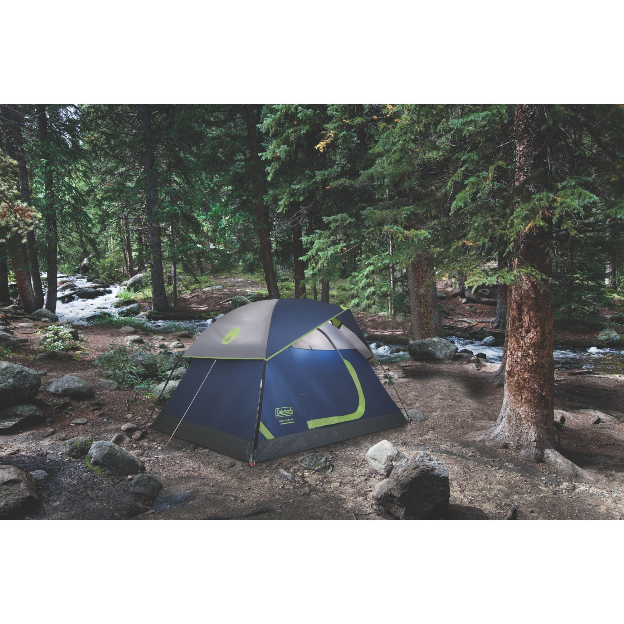 Coleman Sundome 2 Person Dome Tent