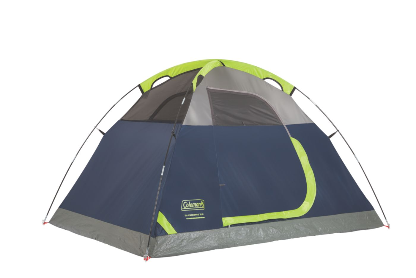 ... Sundome® 2-Person Dome Tent ...  sc 1 st  Coleman & 2 Person Dome Tent | Dome Tent | Coleman