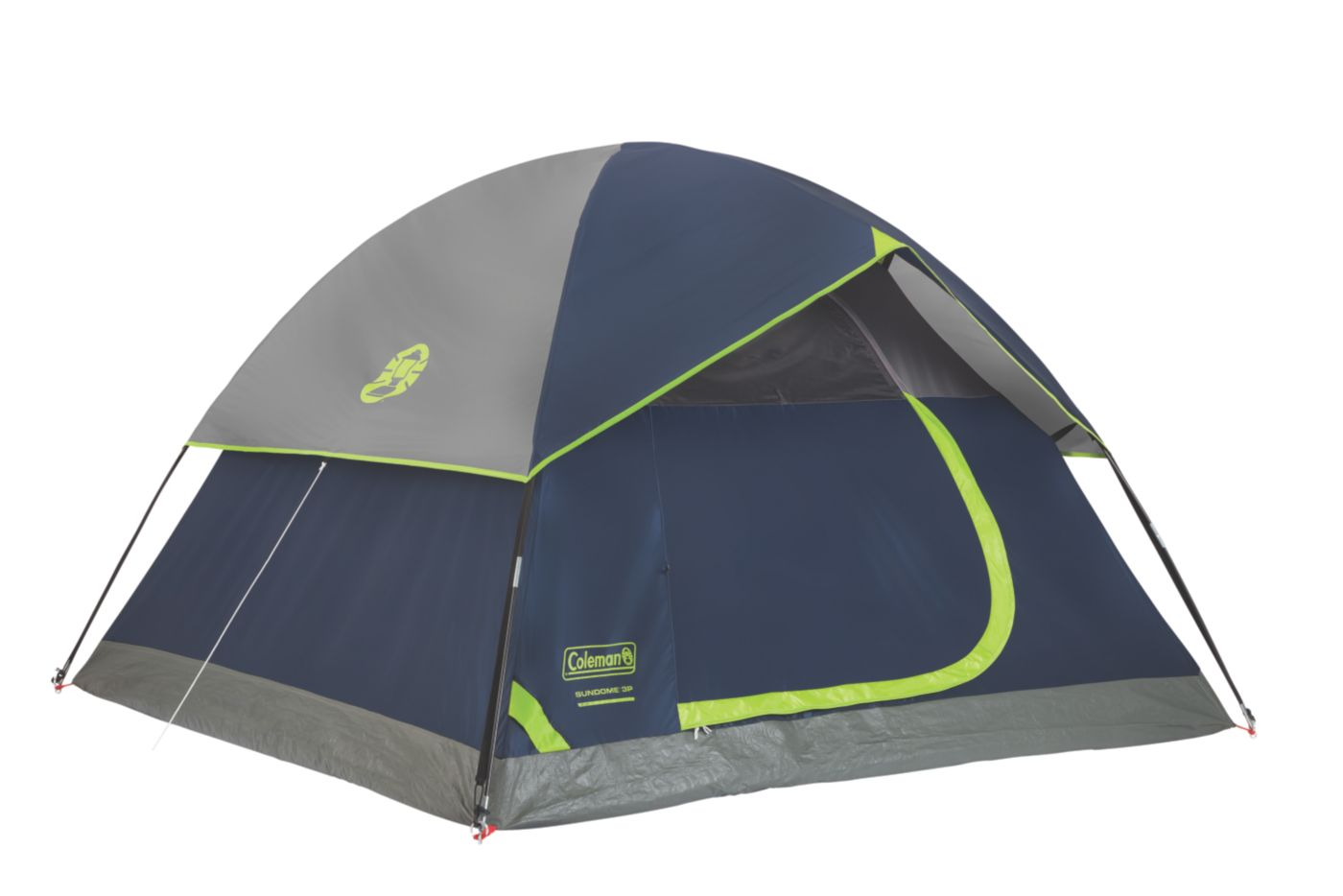 Sundome® 3-Person Dome Tent  sc 1 st  Coleman & 3 Person Dome Tent | Sun Dome Tent | Coleman