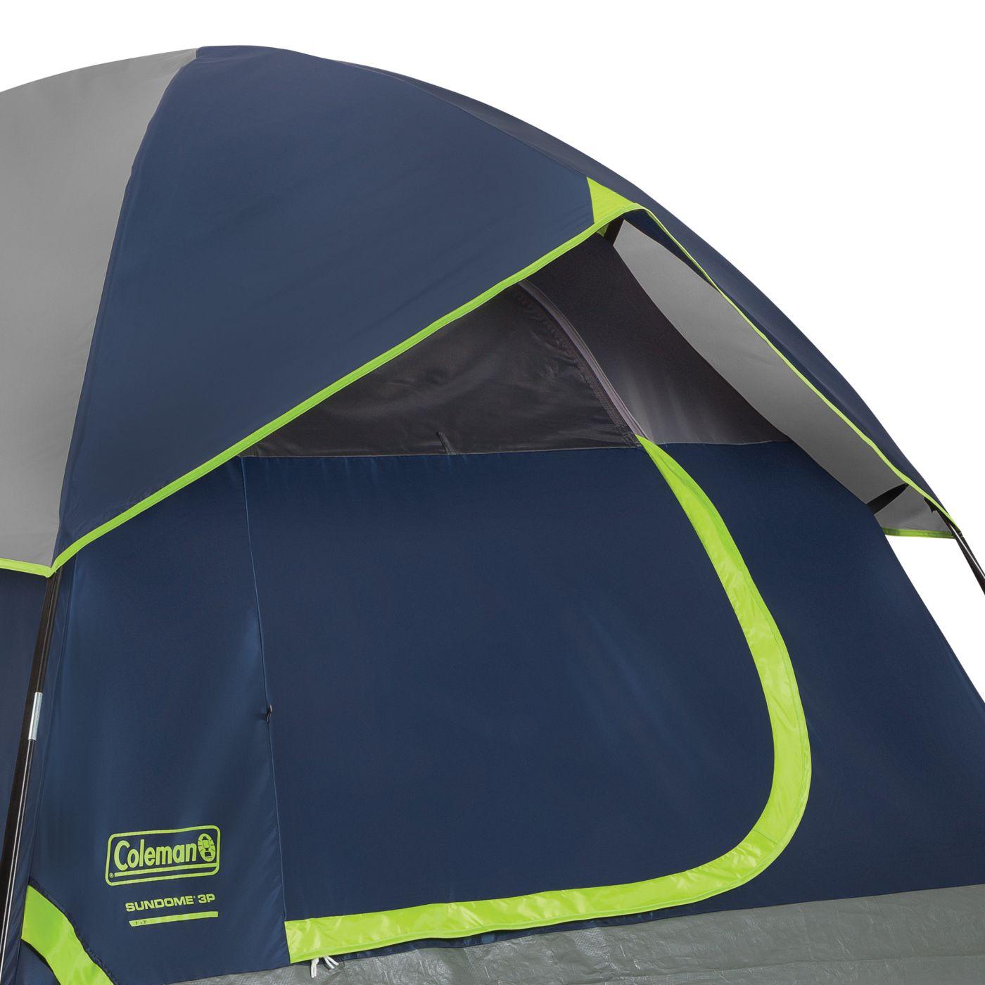 ... Sundome® 3-Person Dome Tent image 6 ...  sc 1 st  Coleman & Sundome® 3-Person Dome Tent | Coleman