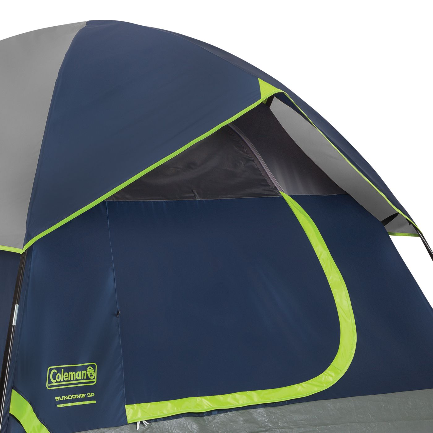 ... Sundome® 3-Person Dome Tent ...  sc 1 st  Coleman & 3 Person Dome Tent | Sun Dome Tent | Coleman