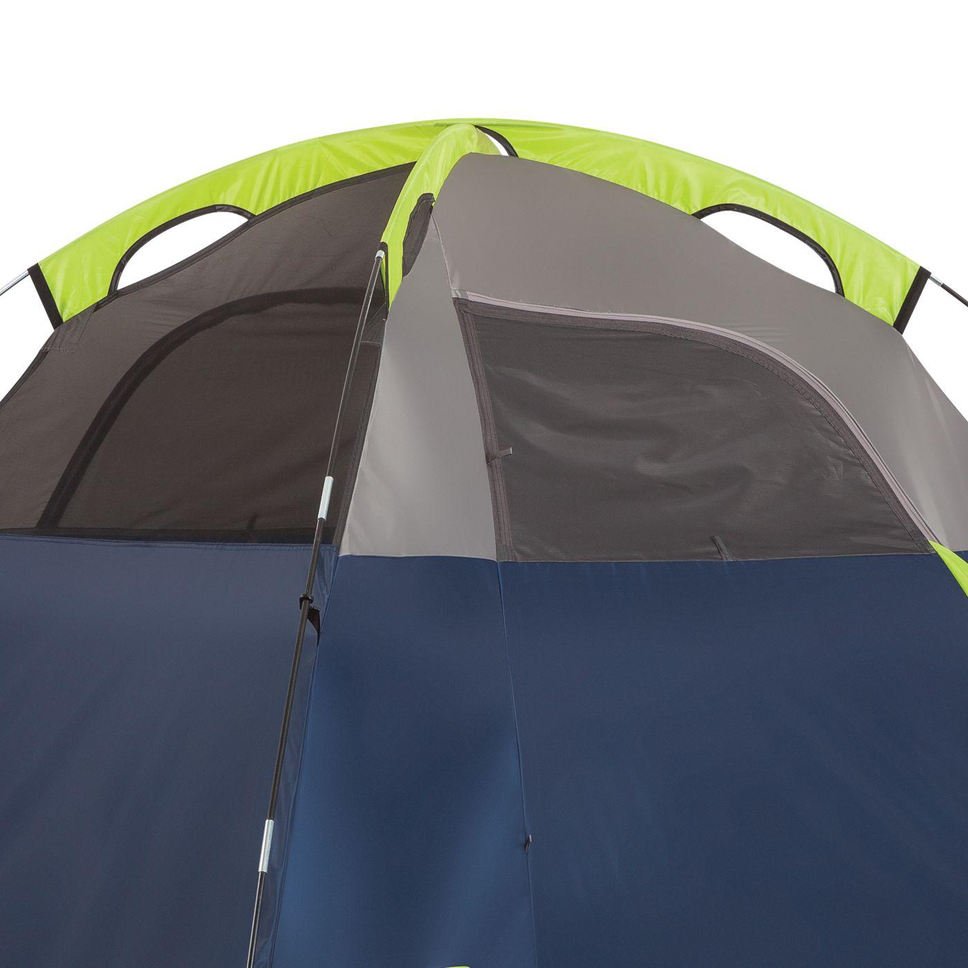 ... Sundome® 4-Person Dome Tent ...  sc 1 st  Coleman & 4 Person Dome Tent   Sun Dome Tent   Coleman