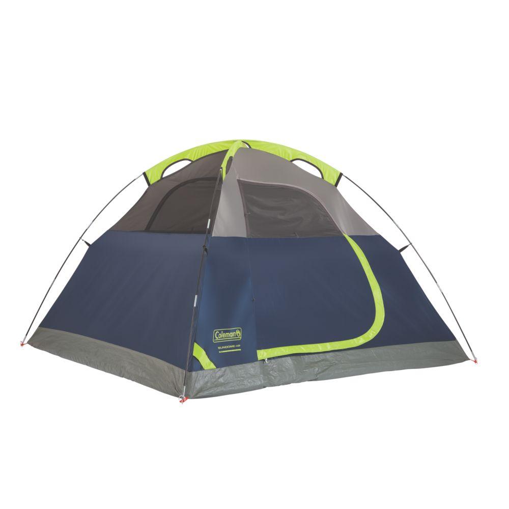 Sundome® 4-Person Dome Tent   Coleman