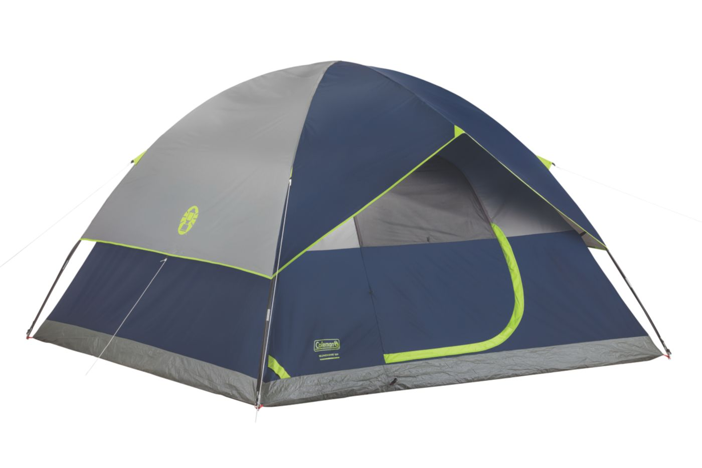 Sundome® 6-Person Dome Tent  sc 1 st  Coleman : coleman tent replacement parts - memphite.com