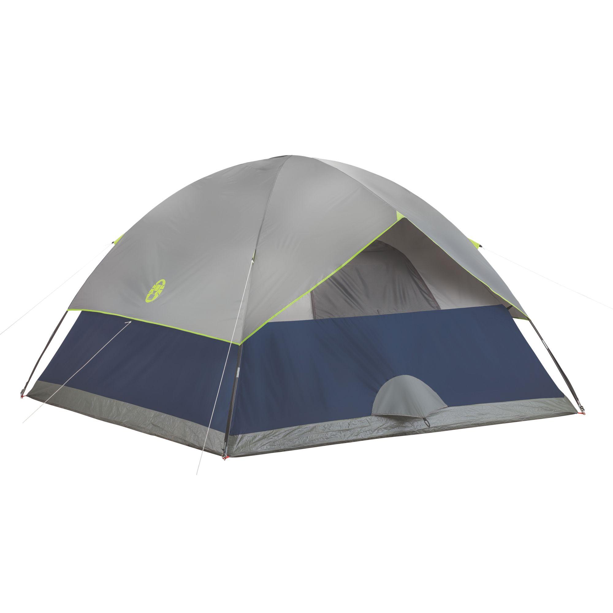 new photos 28587 09a72 Sundome® 6-Person Dome Tent | Coleman