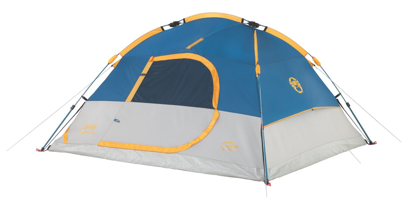 Flatiron™ 4-Person Instant Dome Tent  sc 1 st  Coleman & Coleman Tent | Coleman Instant Tents | Coleman