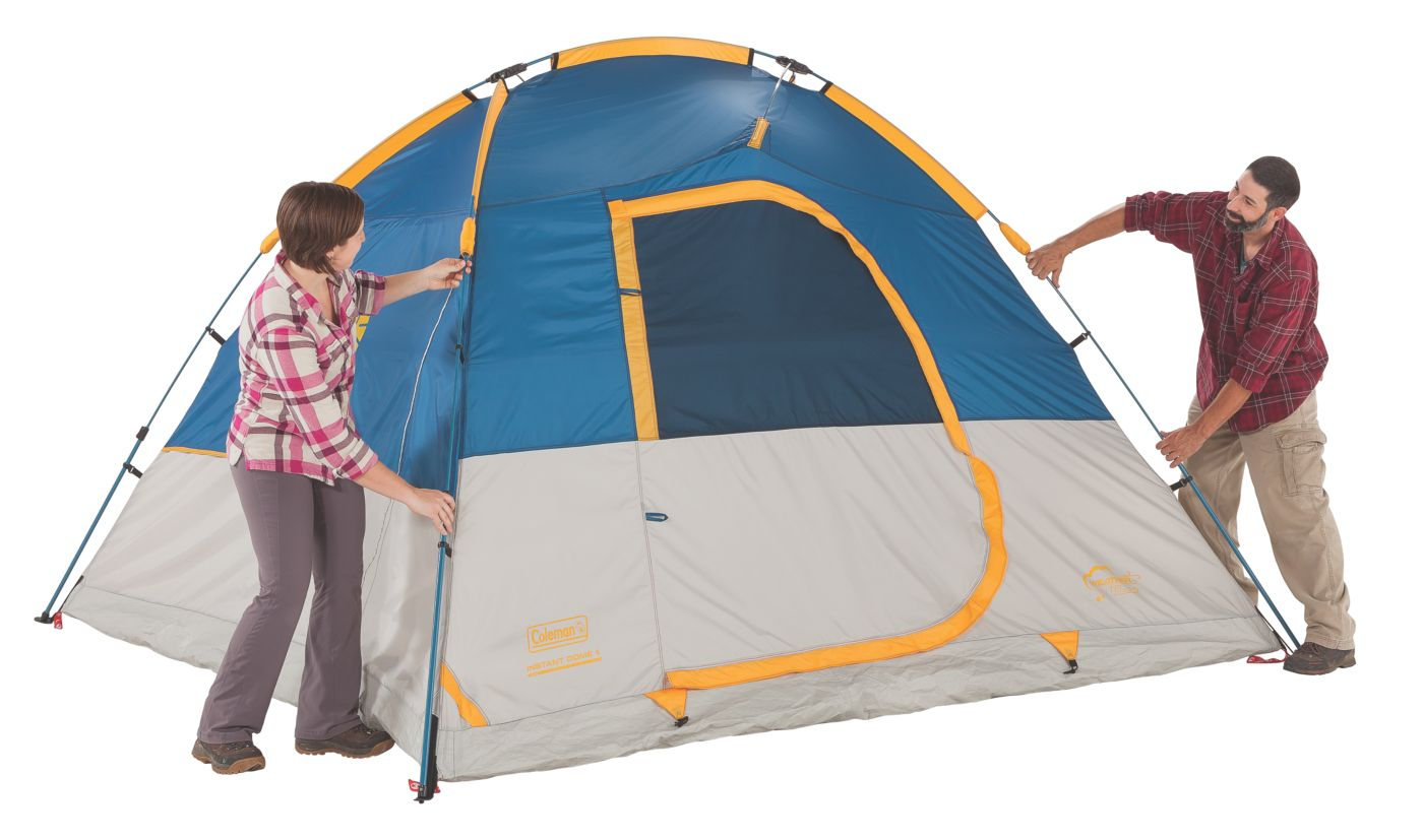 ... Tent · Flatiron™ 6-Person Instant Dome ...  sc 1 st  Coleman & Instant Tents for Camping | Dome Tents | Coleman