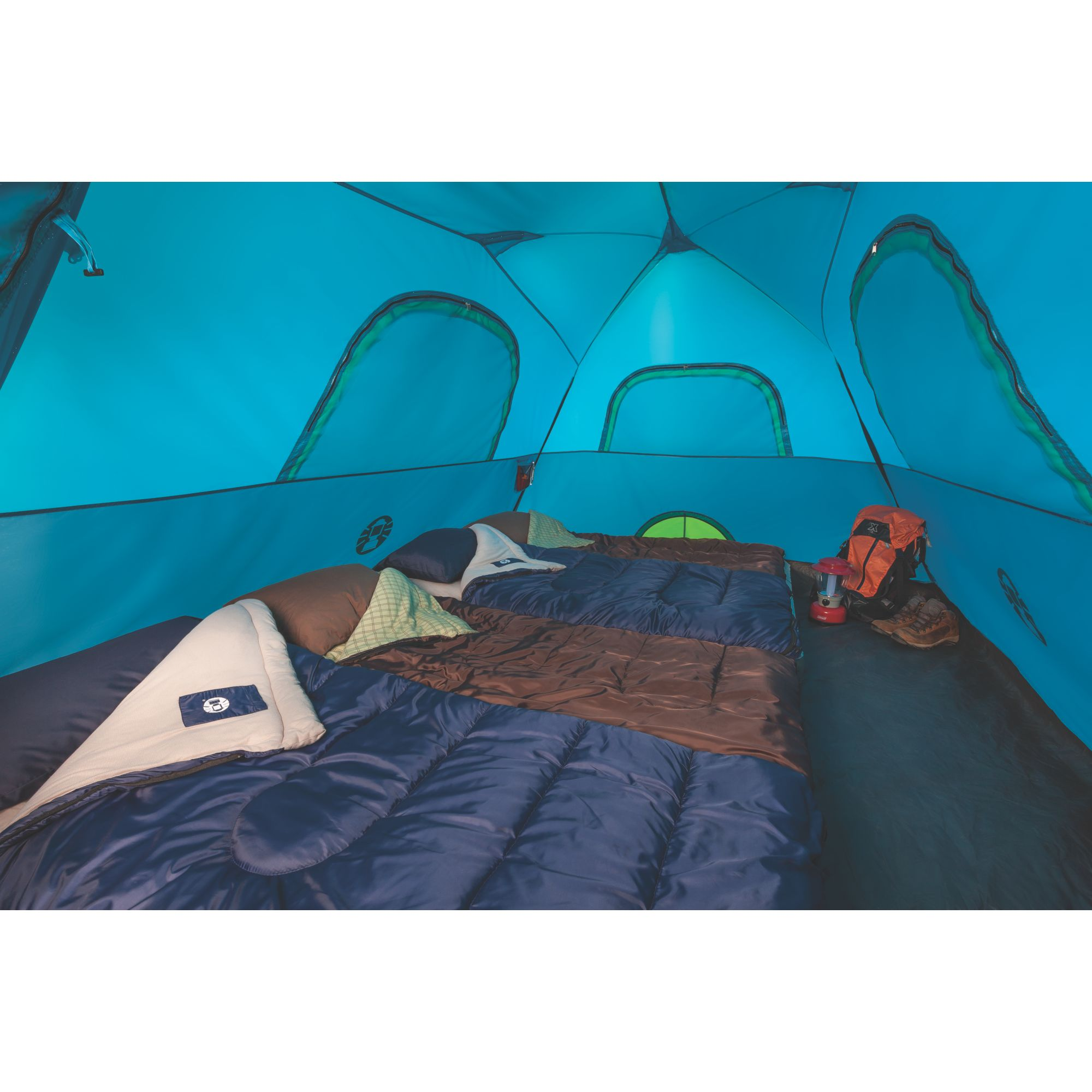 first rate 00e14 73153 Signal Mountain™ 6-Person Instant Tent | Coleman
