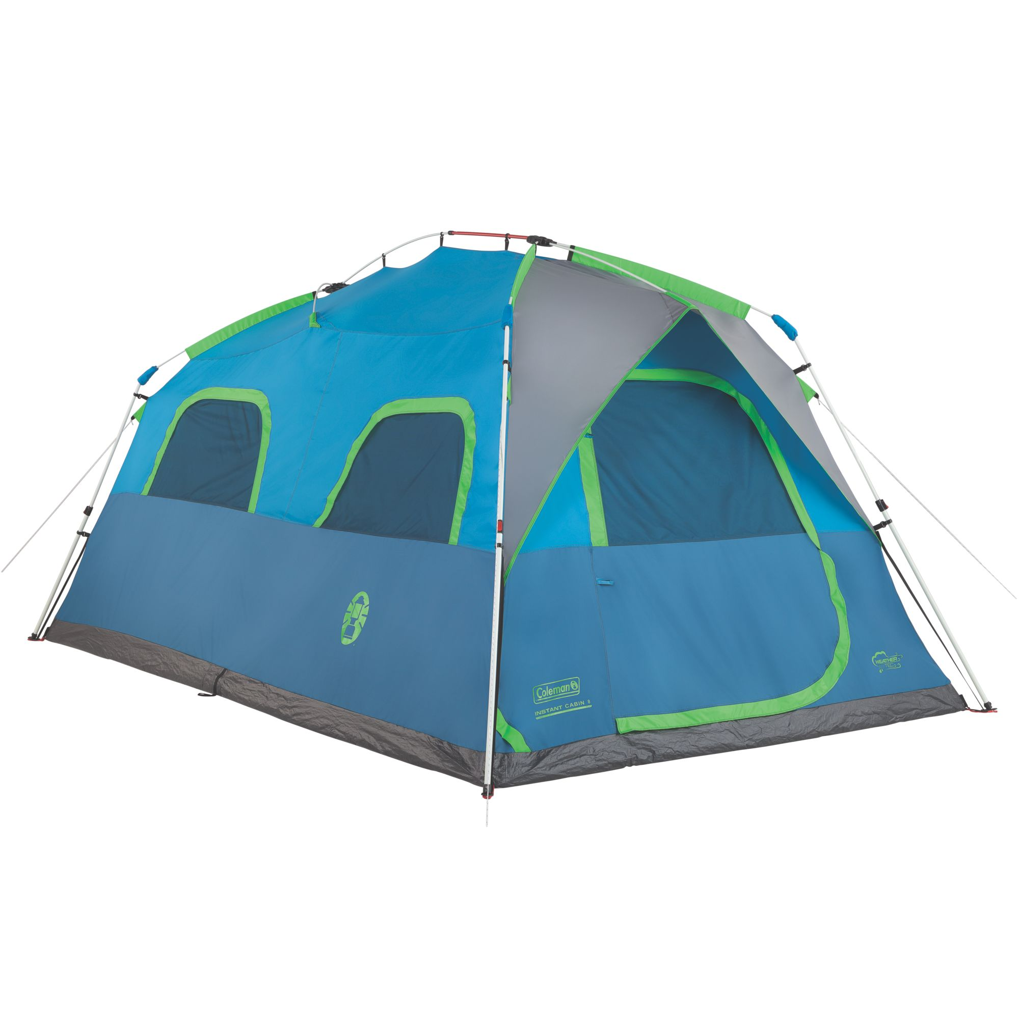 Instant tents 8 person tent coleman signal mountain 8 person instant tent sciox Image collections