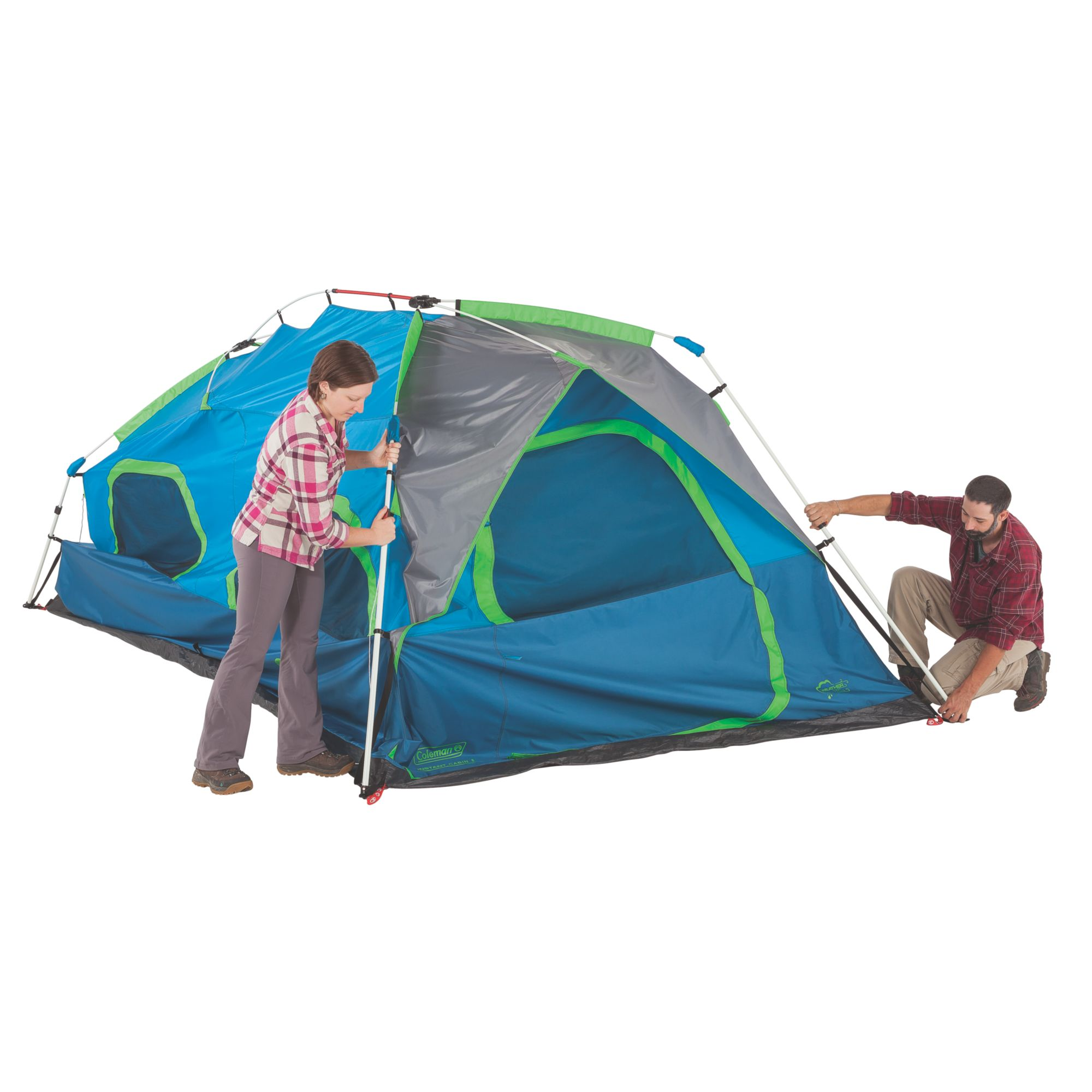 Instant tents 8 person tent coleman tent signal mountain 8 person instant sciox Image collections