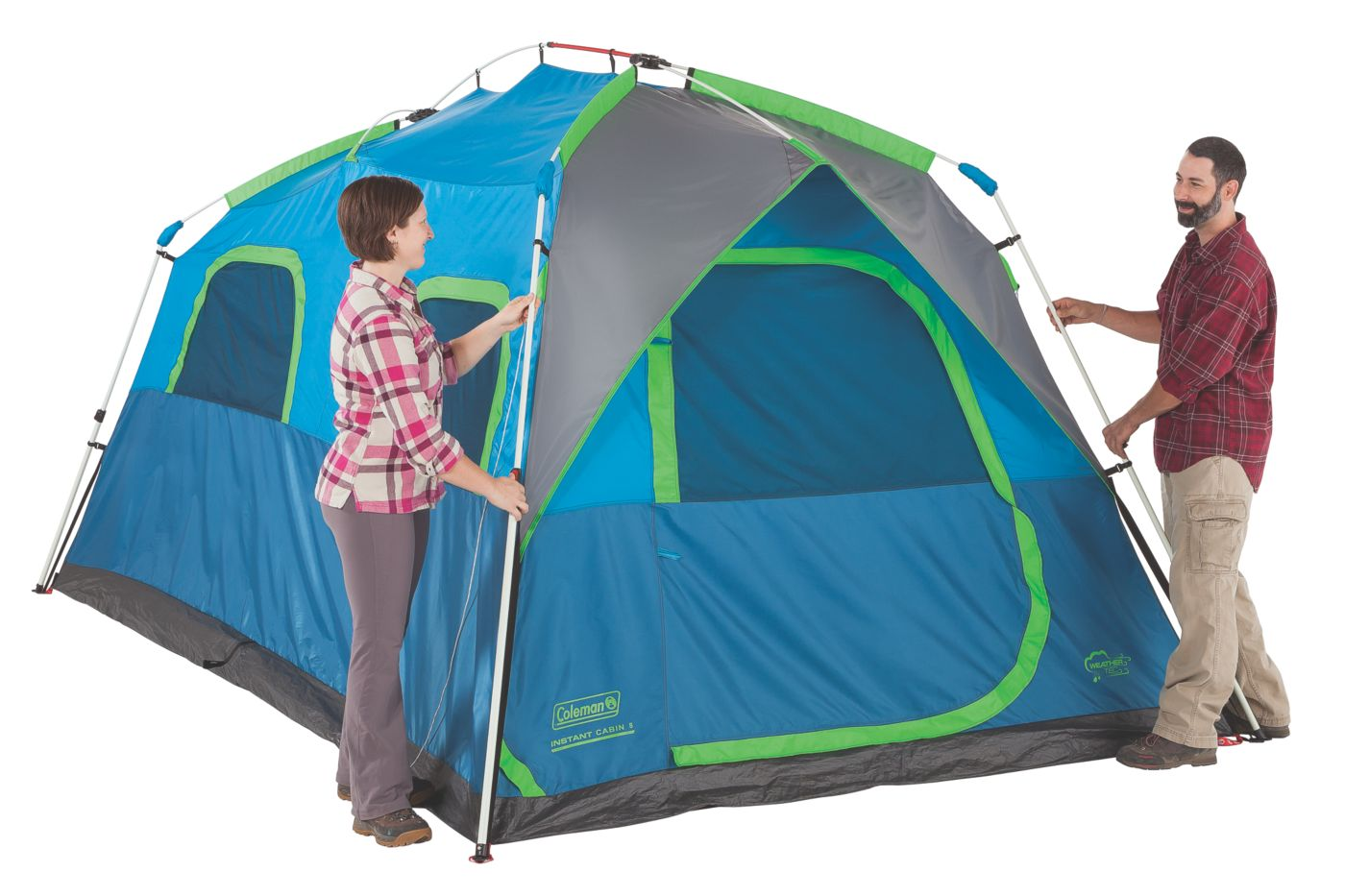 ... Signal Mountain™ 8-Person Instant Tent ...  sc 1 st  Coleman & Instant Tents | 8 Person Tent | Coleman