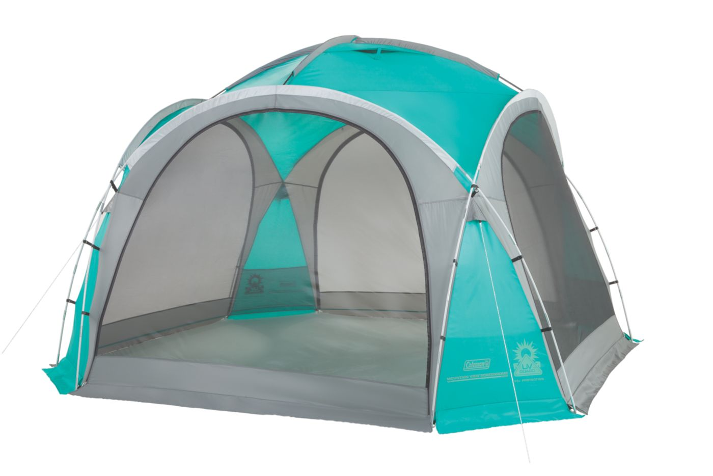 Mountain View™ 12 x 12 Screendome Shelter  sc 1 st  Coleman & Dome Tents | Camp Tents | Coleman