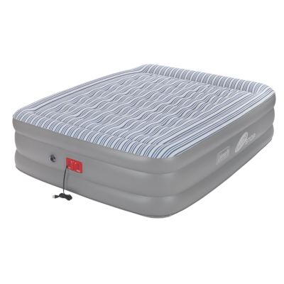 SupportRest™ Elite Double-High Air Mattress with 120V Built-In Pump, Queen