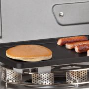 HyperFlame® Swaptop™ Full Size Cast Iron Griddle image 5