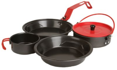 Rugged 1-Person Mess Kit