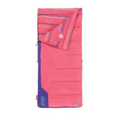 Coleman® Kids 50°F Cool-Weather Sleeping Bag