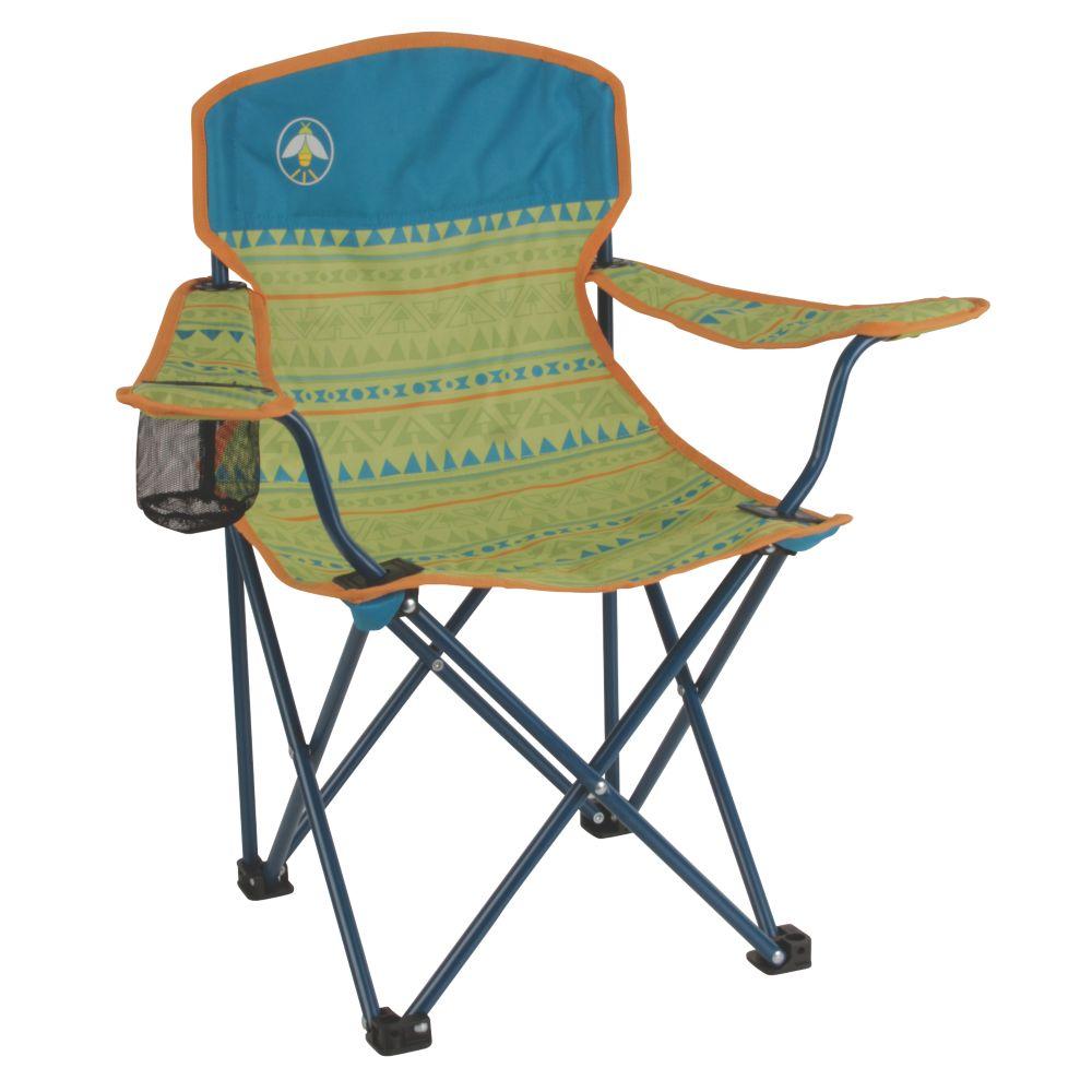 Coleman kids quad chair coleman